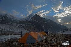 Daybreak under Panpatia col by sankar  sridhar on 500px