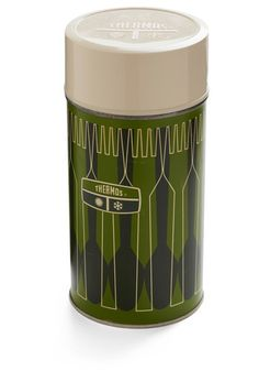 Vintage Forest Feast Thermos Bottle - flashback to my youth!!!