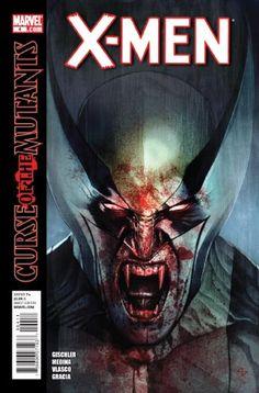 X-Men #4 (X-Men Curse Of The Mutants) @ niftywarehouse.com #NiftyWarehouse #Xmen #Marvel #X-Men #Comics #Geek #ComicBooks