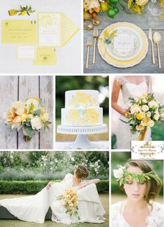 Yellow Wedding Top 10 Wedding Colours for Spring 2015 from Pantone – Part II Yellow Wedding Colors, Spring Wedding Colors, Wedding Color Schemes, Wedding Themes, Wedding Designs, Wedding Decorations, Wedding Ideas, Wedding Stuff, Wedding 2015