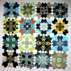 . LUCY BOSTON QUILT                         PC