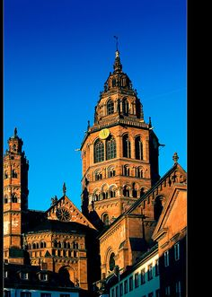 Mainz ~ Rhineland-Palatinate ~ Germany ~ Johannes Gutenberg University
