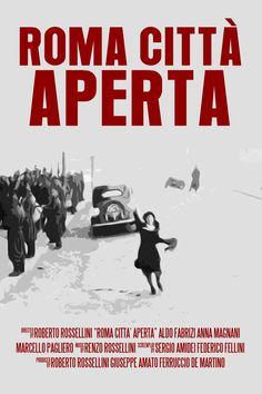 Roma città aperta (1945) - Roberto Rossellini