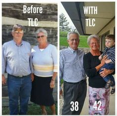Our products can work for you at ANY age! Look at this wonderful couple. He's now lost 38 pounds and she's lost 42. Isn't this amazing?? Do you want to be the next power couple??? Make getting healthy a FAMILY MATTER because YOUR family matters!!!