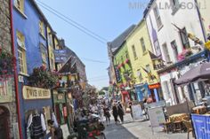 An Afternoon in Galway, Ireland