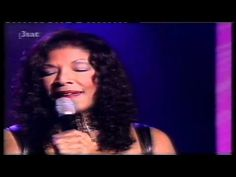 Natalie Cole - Our Love Is Here To Stay (LIVE) Our wedding song!! Hadn't heard it in a while.