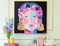 Inspírate Con Los Bellísimos y Exhuberantes Retratos De Hayley Mitchell – Cut & Paste – Blog de Moda