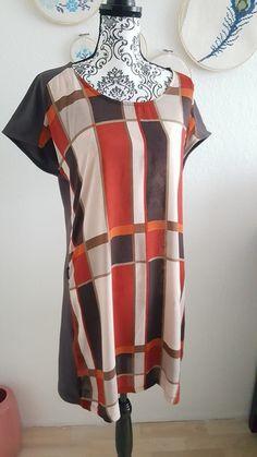Zero kleid orange