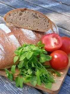 Lady's Baking Lair  - Sourdough Oregano Bread