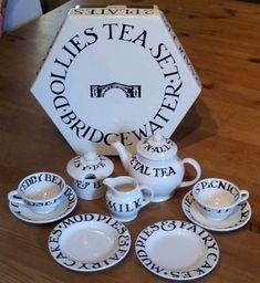 Emma Bridgewater Toast & Marmalade Dollies Tea Set