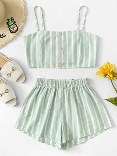 cute summer outfits for teens 54 - - - Cute Outfits Outfit Ideas For Teen Girls, Cute Summer Outfits For Teens, Cute Comfy Outfits, Cool Outfits, Summer Clothes, Teen Fashion Outfits, Teenage Outfits, Look Fashion, Woman Fashion
