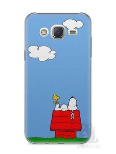 Capa Capinha Samsung J7 Snoopy #2