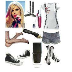 avril lavigne clothes   Avril Lavigne Style! - Avenue7 - Express your fashion