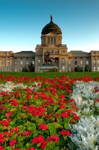 While in Helena, be sure to visit the beautifully restored Montana Capitol Building