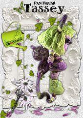 Ravelry: Fantirumi Tassey pattern by Crochessie by Esther Emaar