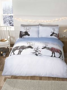 Animal Photographic Print Duvet Quilt Cover Bedding Set & Pillowcases in Home, Furniture & DIY, Bedding, Bed Linens & Sets | eBay