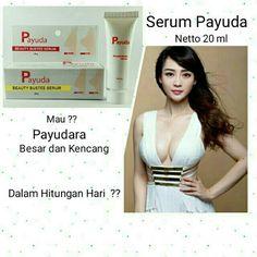 Saya menjual Serum Payuda /Serum Pembesar Payudara Payuda seharga Rp110.000. Ayo beli di Shopee! https://shopee.co.id//45735881/