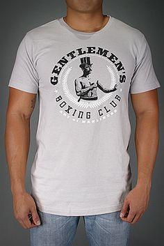Gentlemen's Boxing Club.