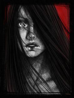 Red by sashajoe on DeviantArt