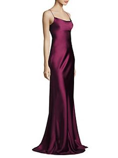 Diane von Furstenberg - Sleeveless Gown