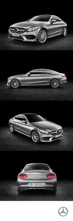 With an exhilarating design and agile performance, the all-new 2017 C-Class Coupe arrives next spring with the perfect fusion of power and prestige. Under the hood is an efficient 2.0-liter 241-hp engine with 273 lb-ft of torque to deploy.