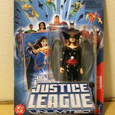 $20 shipped #Hawkgirl #JLA #JusticeLeague #actionfigures #toys #marvel #DC #comicbooks #comics #toybiz #mattel #Bandai #powerrangers #transformers #robots #heroes #forsale #4sale #toys4sale #toysforsale #toycollection #spiderman #McFarlaneToys #MarvelLegends #ComicCon #SDCC by retroactiontoys