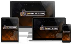 Is making massive commissions daily part of your goals? If yes, well it is time to find out if 1K Daily System will help achieve this goal