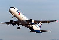 VQ-BKG Ural Airlines Airbus A321-211
