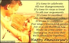 Anniversary Poems for Husband: Poems for Him   WishesMessages.com