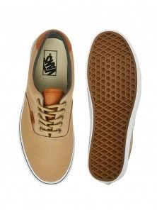 Neutral Vans for the groom and groomsmen to wear at the reception.