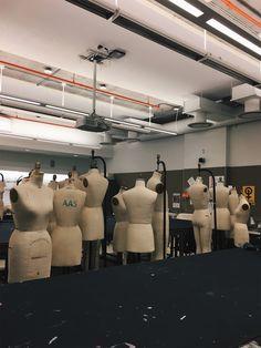 Mannequin Collection at Parsons School of Design in NYC Pinterest: natfernandezz Instagram: natfernaandezz