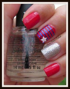Southern Sister Polish: HUGE 4th of July Nail Art post!