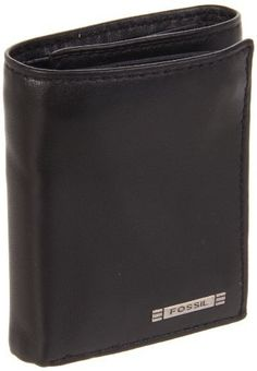 Evans Zip Trifold Color: BLACK Fossil. $38.99