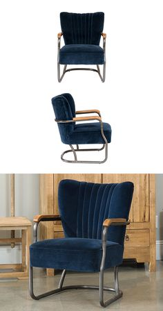 Bring Comfortable Seating And Stylish Charm To Your Living Space With The  Dexter Plush Armchair.
