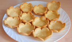 Omlós kosárkák, amiket megtölthetsz sós, vagy édes krémmel, salátával! - Bidista.com - A TippLista!