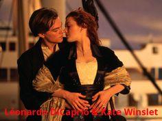 Le baiser de Leonardo DiCaprio et Kate Winslet - 640 x 480