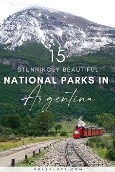The most beautiful National Parks in Argentina | Argentina National Parks | Parques nacionales de Argentina | Things to do in Argentina | Places to visit in Argentina | Iguazu Argentina | Perito… More