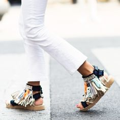 Under $100: Flat Sandals You'll Live In This Summer   The Zoe Report