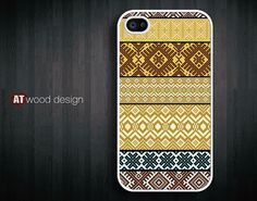 IPhone 5 case unique  Hard case Rubber case iphone 4 by Atwoodting, $7.99