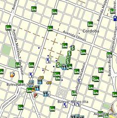 Free Worldwide Garmin Maps From OpenStreetMap Garmin Pinterest - Argentina map for garmin
