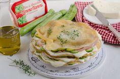 Oggi lo chef consiglia: crespelle con #FiorDiStracchino #NonnoNanni #antipasto #ideeincucina #ricetteestive #ricette