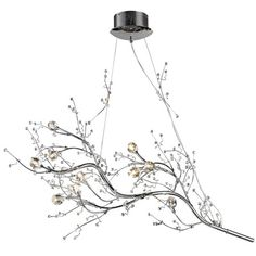 I pinned this Viviana Chandelier from the sfa design event at Joss and Main!