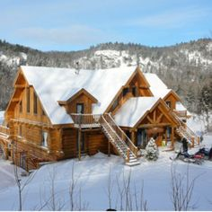 Winter Collection - Vacation Rental Getaways - Cottages, Cabins and Vacation Homes For Rent - Cottage Country Vacation Rentals  #CDNGetaway