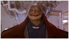 pictures of gumbas from mario brothers movie | Recorded Land Shark Attacks: The new movie Lizard looks familar.