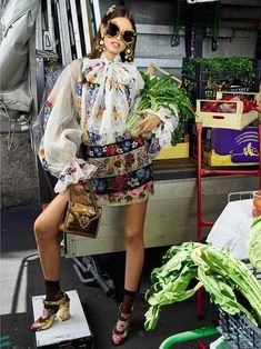 Dolce Gabbana SS 2019 Women Accessories Ad Campaign Shot by Morelli Brothers L Bianca Balti, Giorgio Armani, Unisex Fashion, Womens Fashion, Italian Sunglasses, Dolce Gabbana, Sunglasses Online, Try On, New Trends
