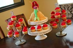 Princess Ariel Doll Cake | lissables.com