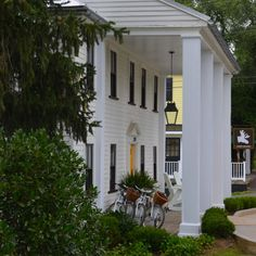 A VISIT TO THE UBER CHARMING VILLAGE OF LITTLE WASHINGTON VIRGINIA   The White Moose Inn   www.AfterOrangeCounty.com
