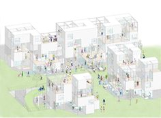 Koreisha » Community Area Model – Riken Yamamoto & Field Shop