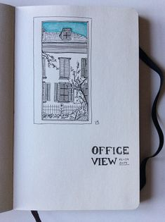 Sketchbook Skool – Week two – Andrea Foenander