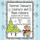 This is a 61 page unit of January/Winter Themed Literacy and Math Center Activities.  These activities are aligned with second grade Common Core EL...